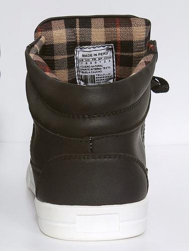 zapatillas urbanas.hombres.holmer.