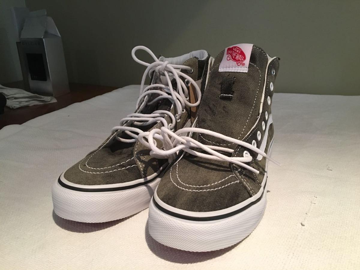 zapatillas vans 36