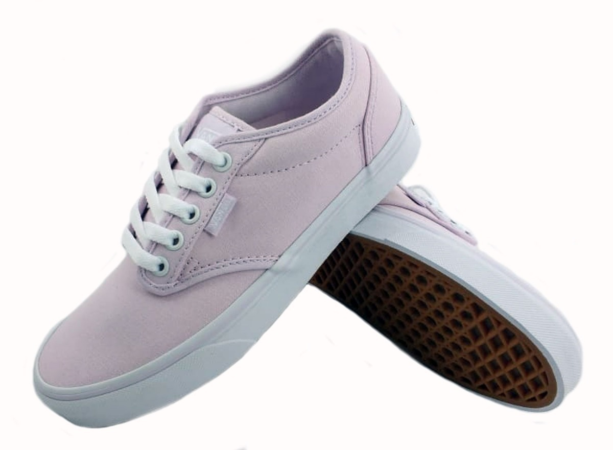 vans atwood mujer negras