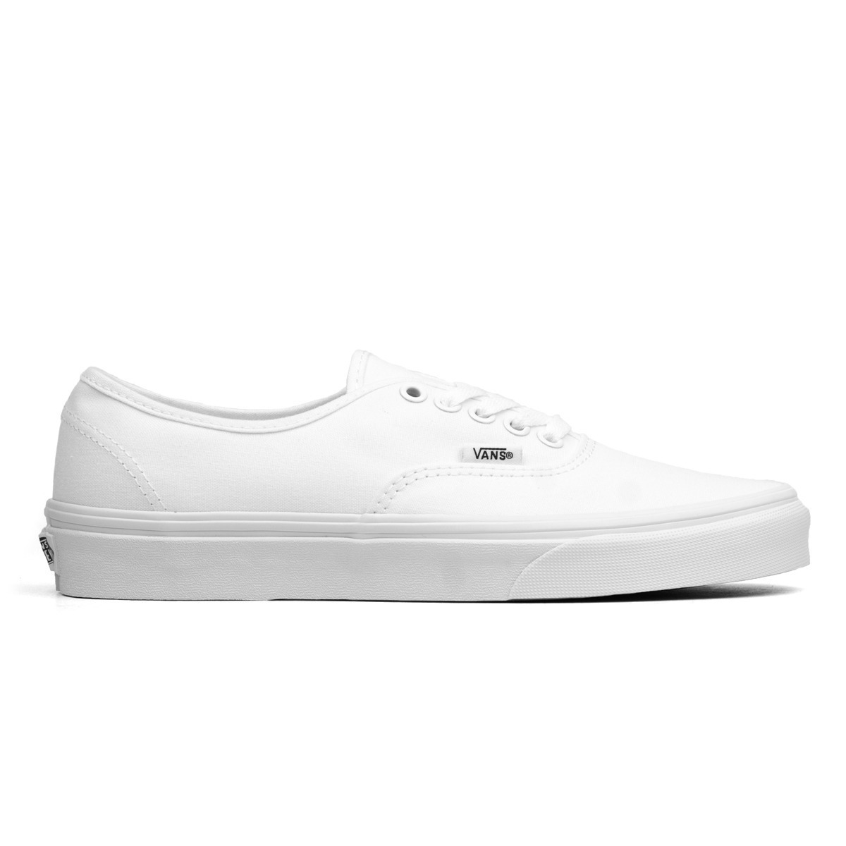 Zapatillas Vans Authentic Blanco Lona