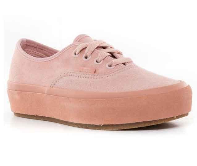 zapatillas vans platform
