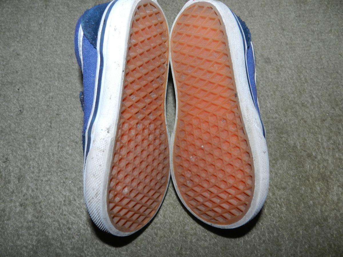 29657f7d88 zapatillas vans bebe niño nene originales talle 7