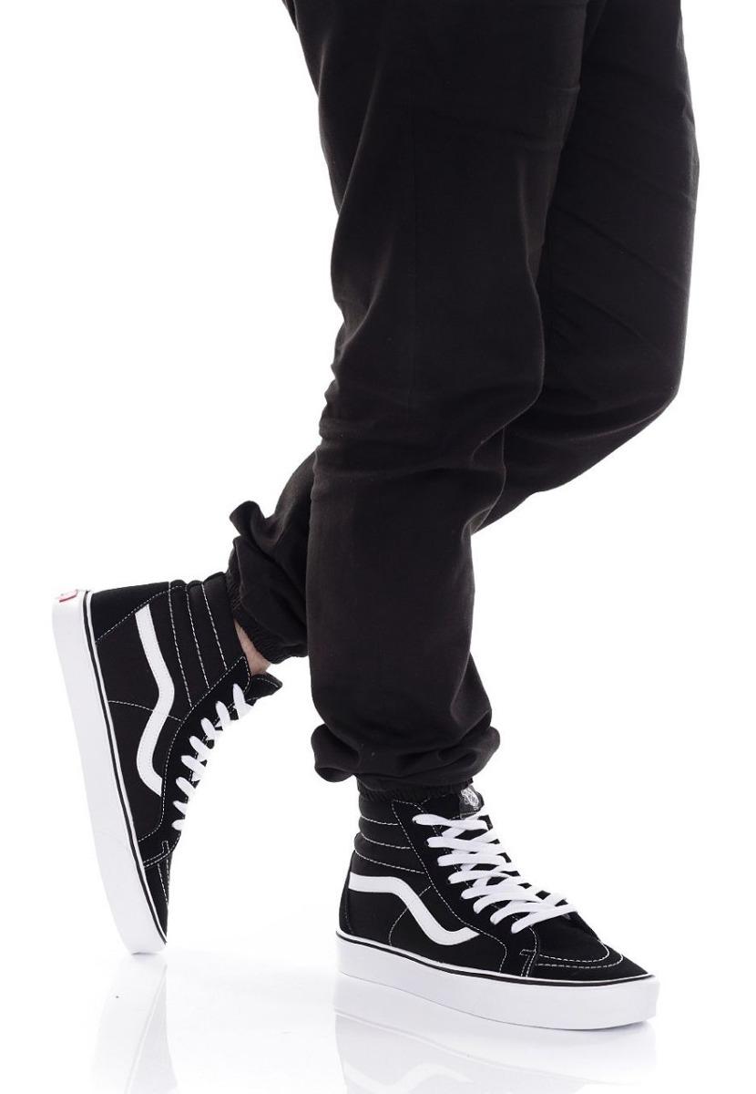 zapatillas vans en bota