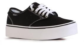 zapatillas vans mujer negras