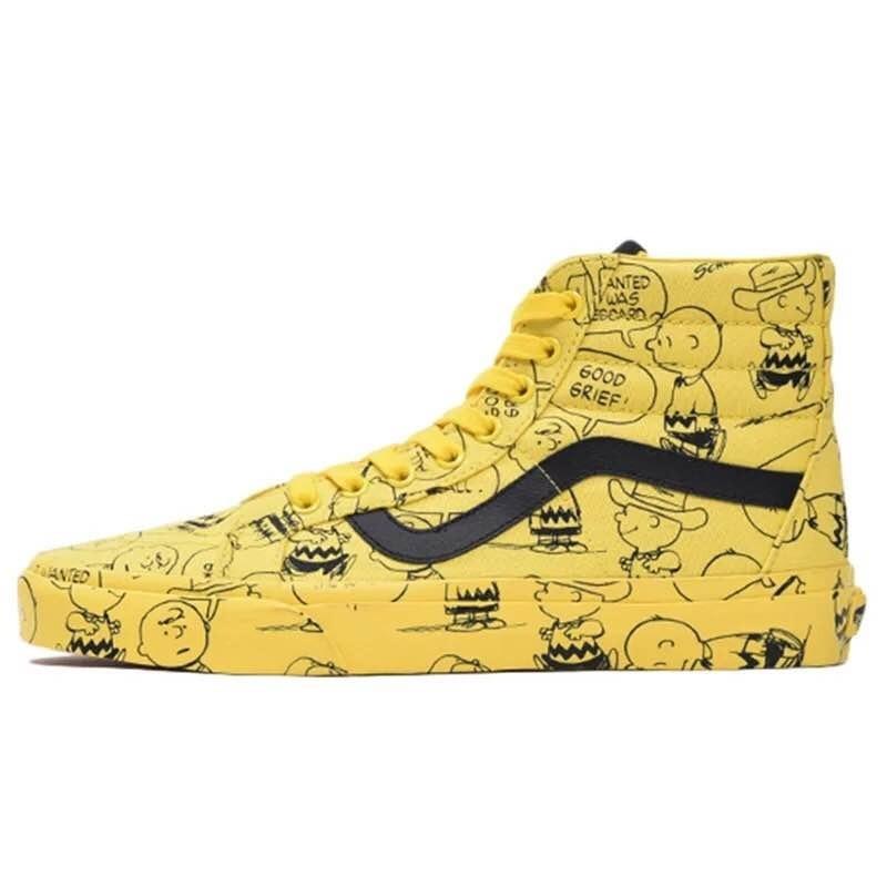 4edcd0074 zapatillas vans charlie brown clásica peanuts sneakerbox. Cargando zoom.