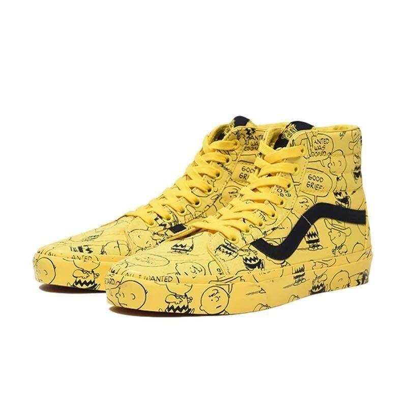343ee9372 zapatillas vans charlie brown clásica peanuts sneakerbox. Cargando zoom.
