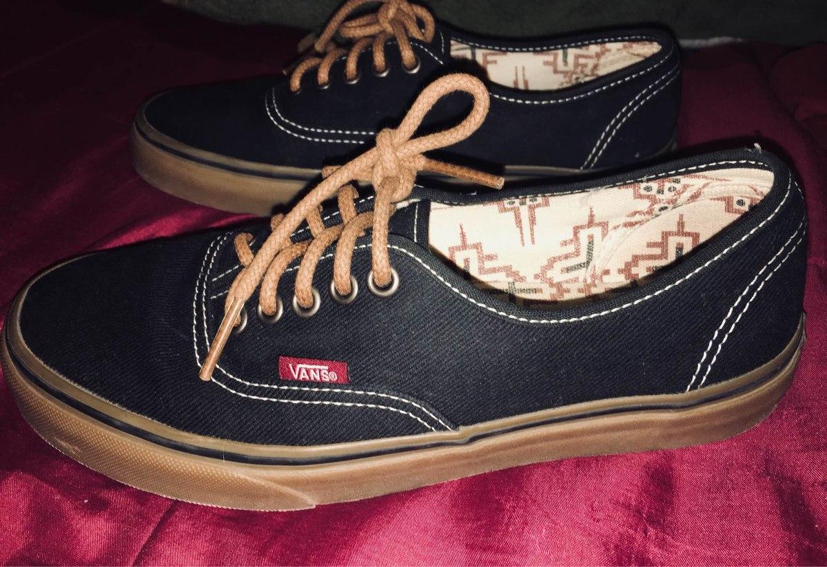 66c77e150cf48 zapatillas vans clásicas suela marrón traídas de usa. Cargando zoom.