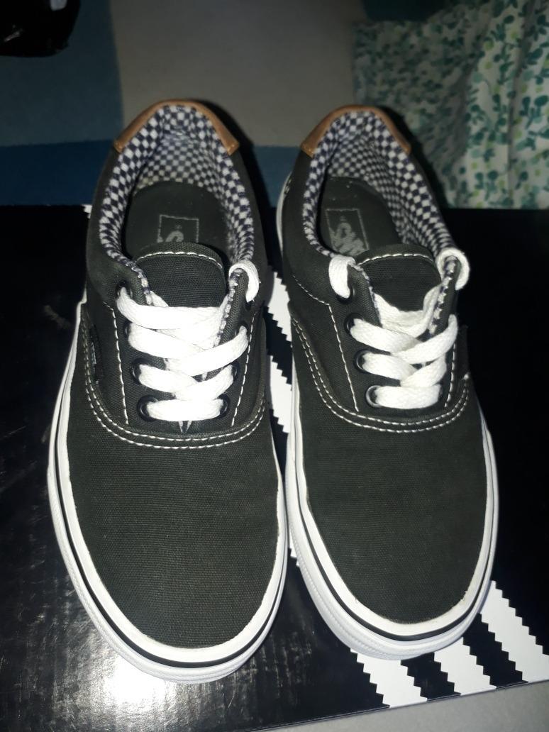 zapatillas vans 30