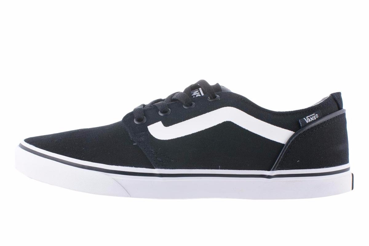 zapatillas vans negras 2017