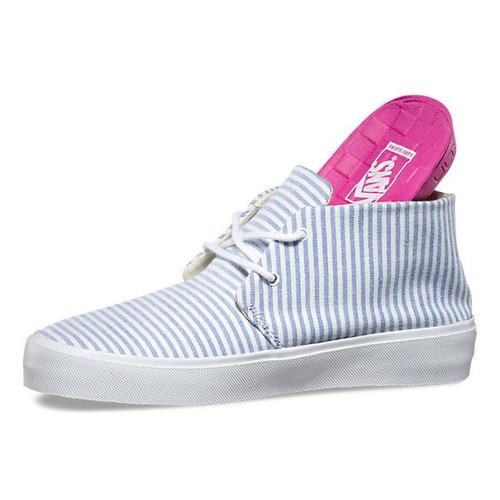 zapatillas vans de mujer semi botín