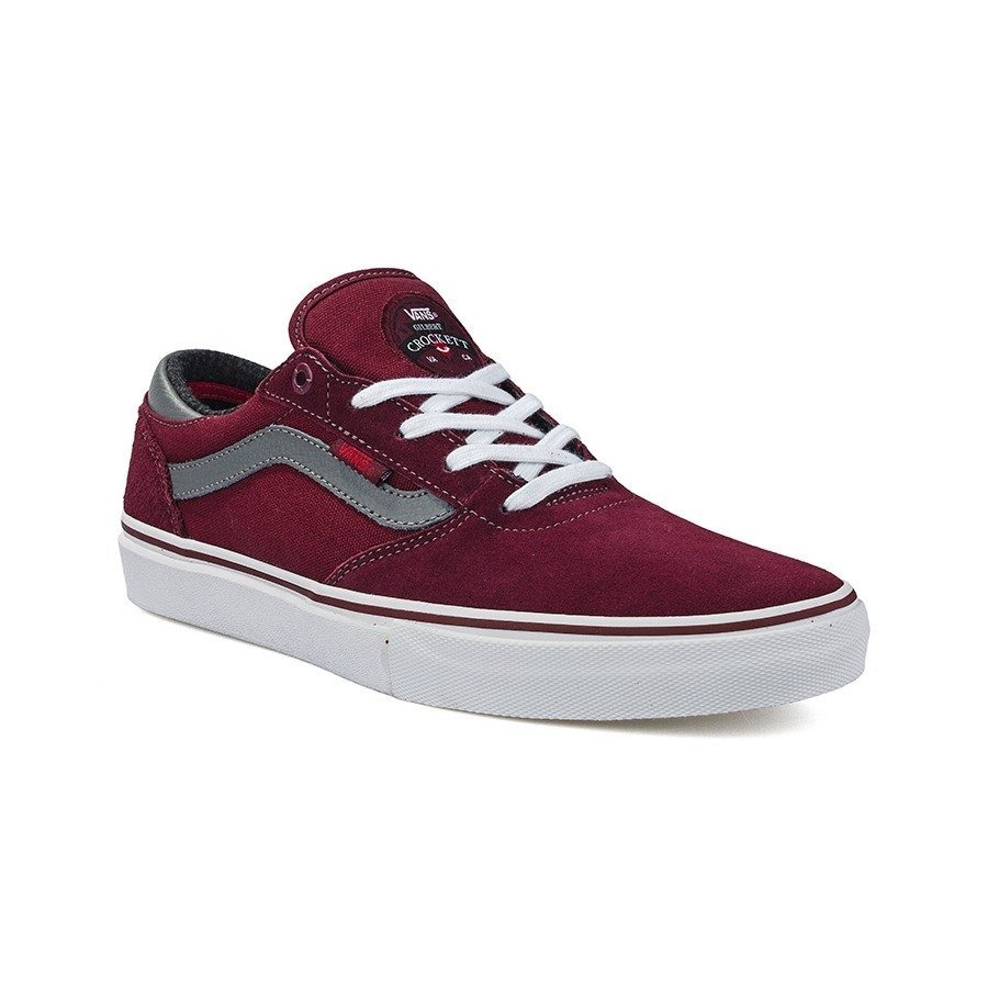 94dbe86a0 zapatillas vans gilbert crockett pro port royale burdeos. Cargando zoom.