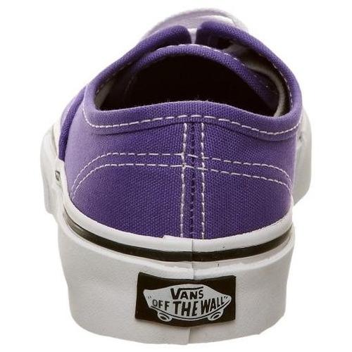 zapatillas vans girl authentic