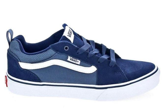 0c7327854 Zapatillas Vans Hombre Mujer Unisex Filmore Azul -   4.990