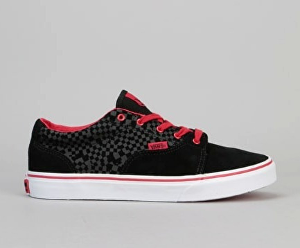 vans skate negras