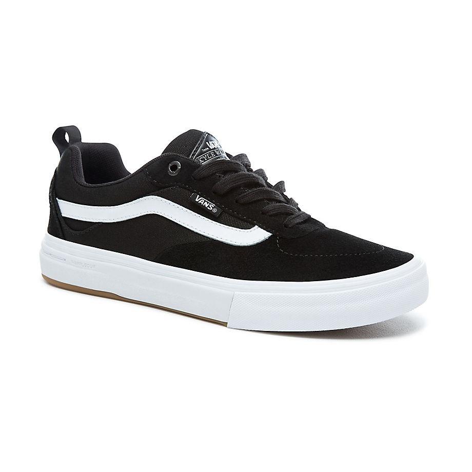 3128a781a7e35 zapatillas vans kyle walker pro black white importadas. Cargando zoom.
