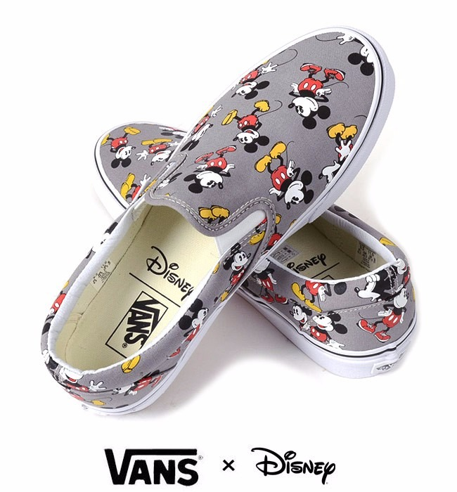 zapatillas vans mickey