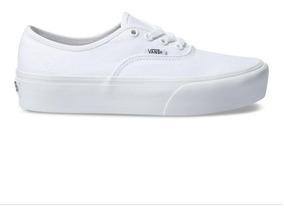 vans authentic blancas