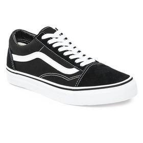 Zapatillas Vans Mod Old Skool Negro /blanco!! 100% Original!