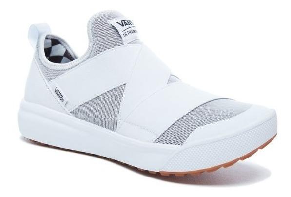 vans zapatillas mujer blancas