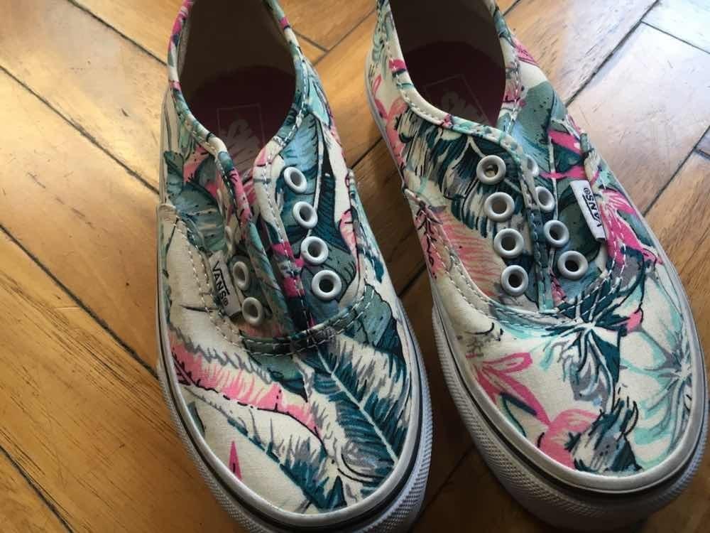 gran selección diseño moderno descubre las últimas tendencias Zapatillas Vans Modelo Sin Cordón (se Le Puede Poner) - $ 3.099,00 ...