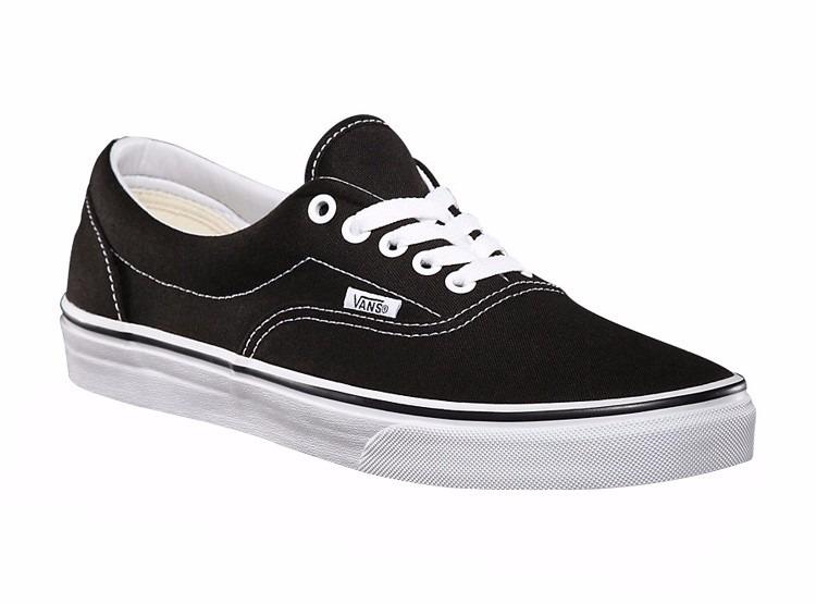 zapatillas vans negras precio