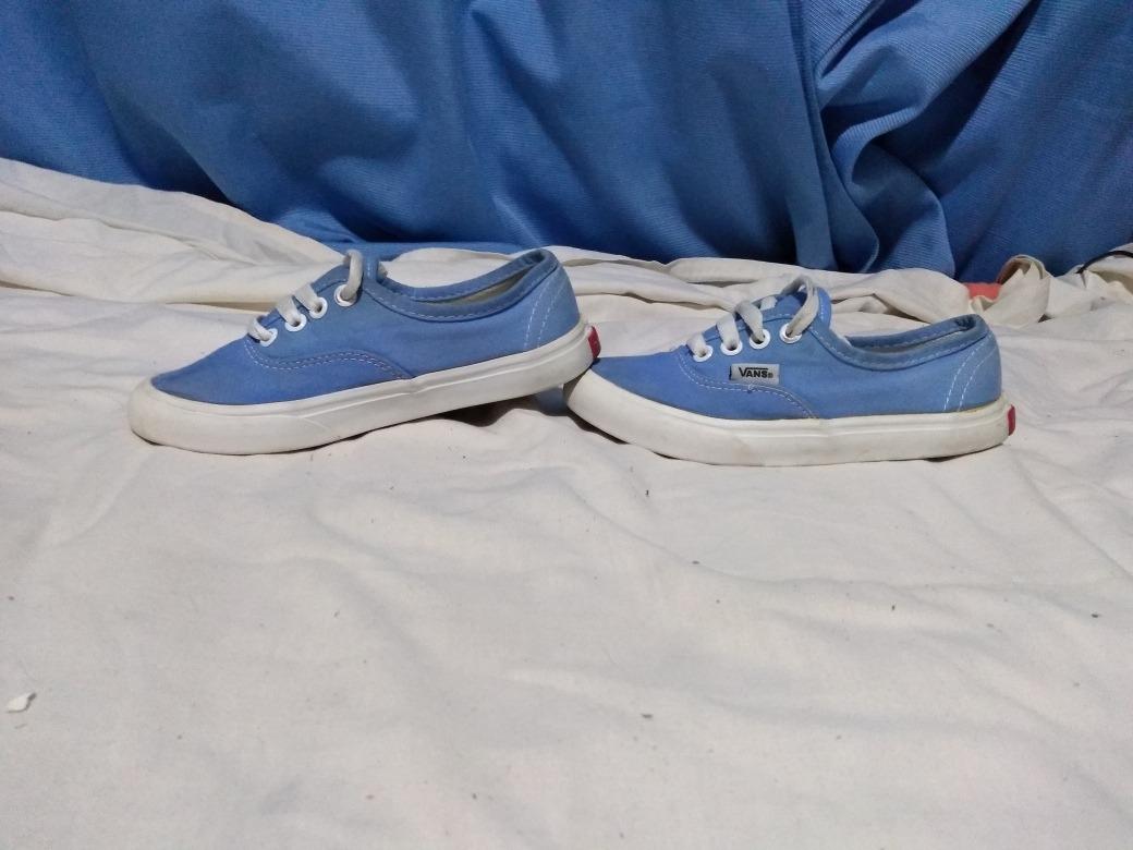 zapatillas vans 32