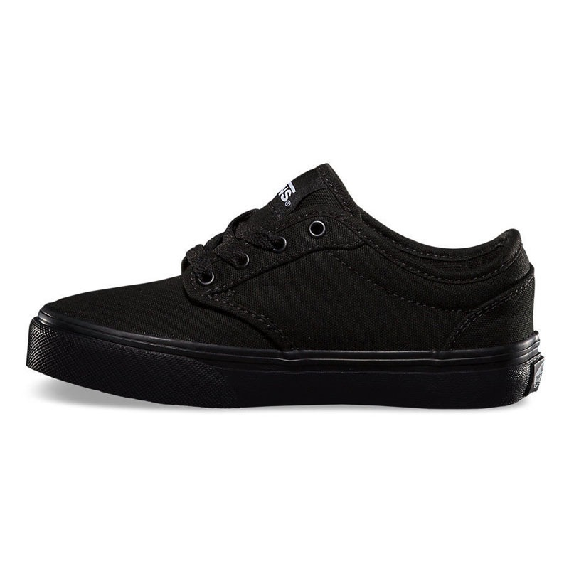 vans authentic negras niño