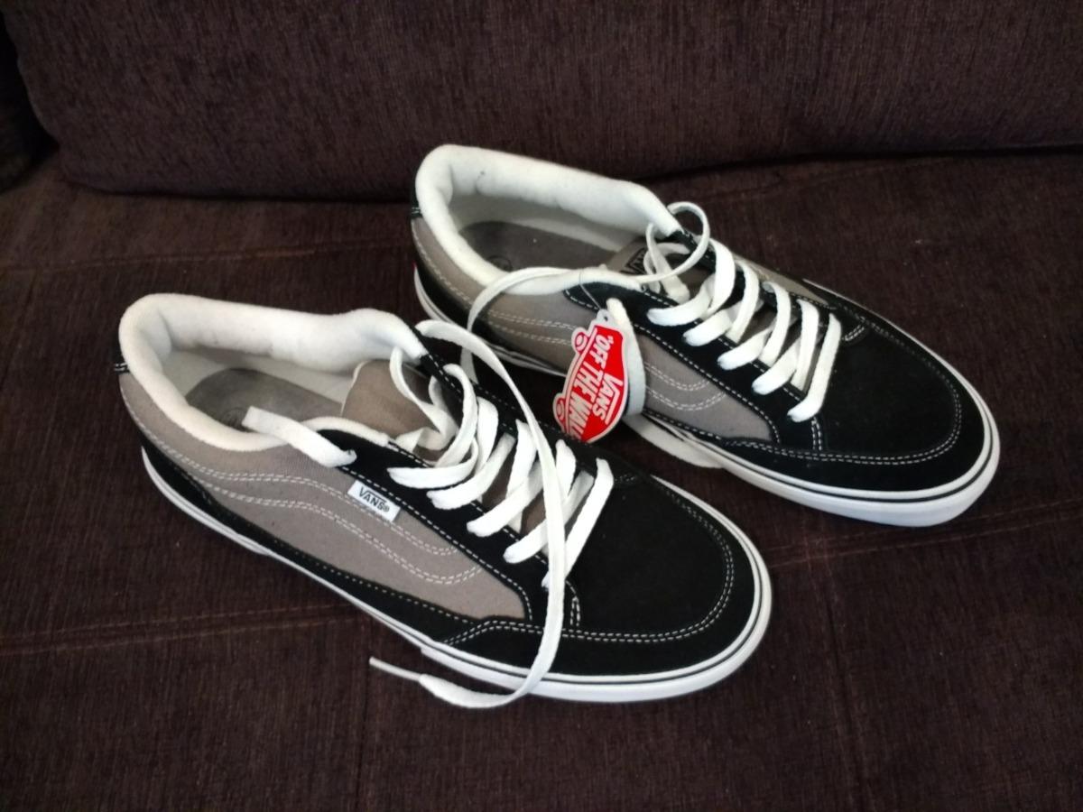 17d257e59c9 Zapatillas Vans Nuevas Negras grises Importadas (talle 43