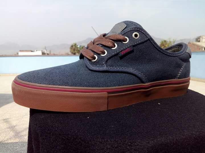 Zapatillas Vans Nuevas Y Originales - S  160 b6e1268efd9
