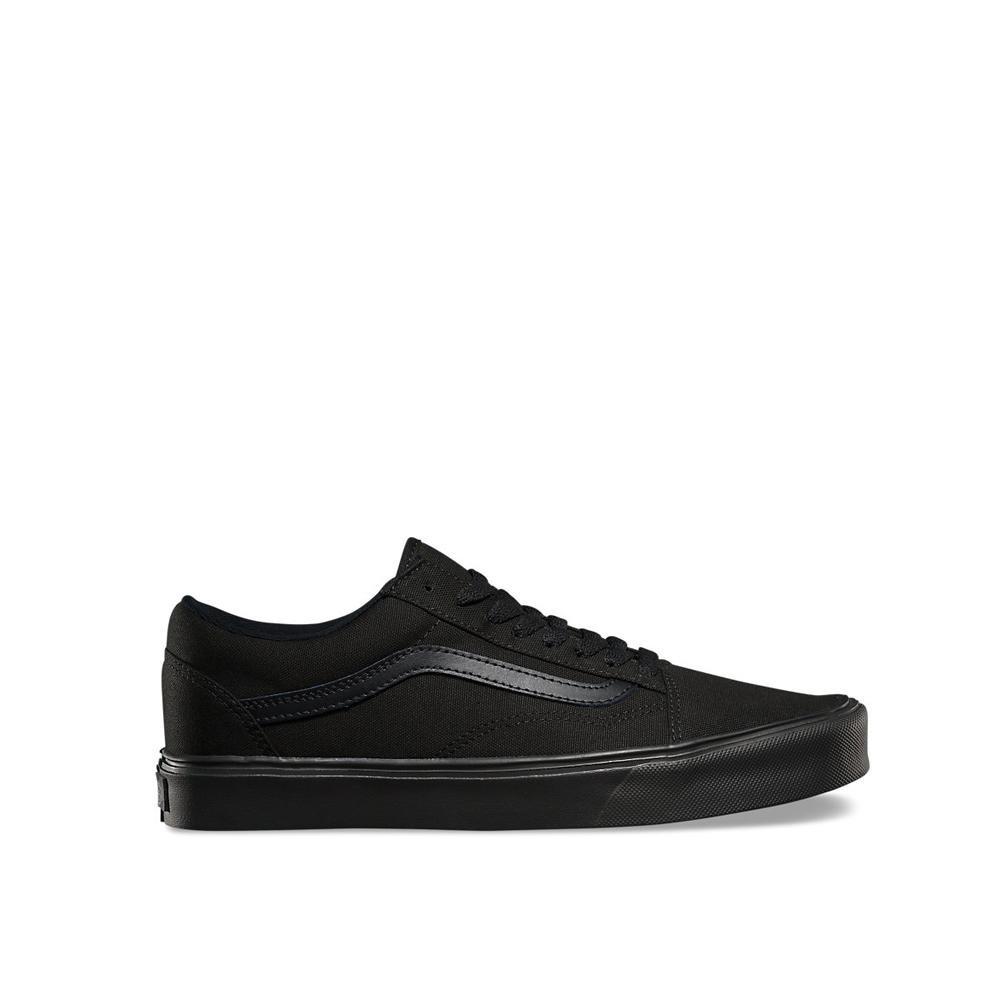 969ad04ca86 zapatillas vans old skool lite black black. Cargando zoom.