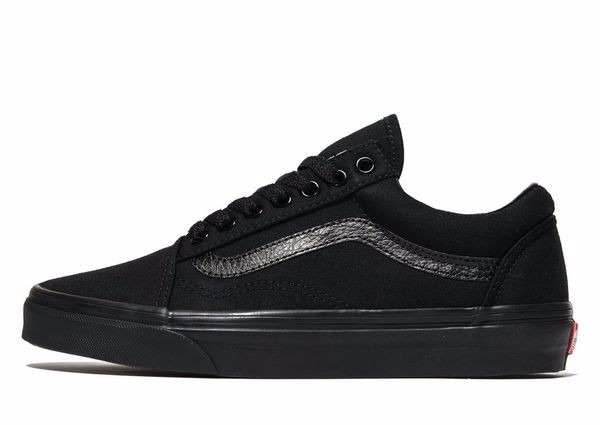zapatillas vans old skool black