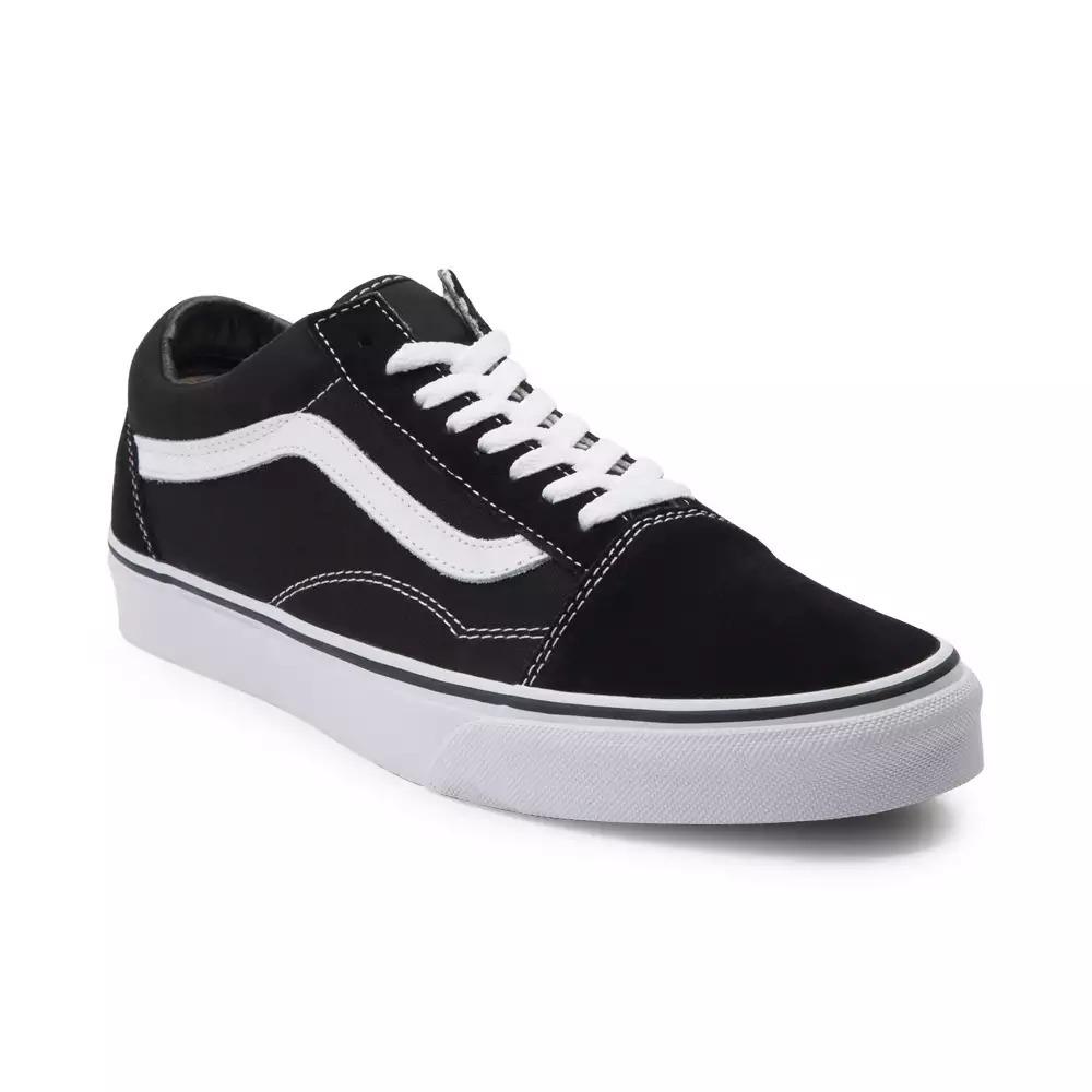 ... zapatillas vans old skool negro blanco. Cargando zoom. get new ad3c7  ee41d ... ee478147aad