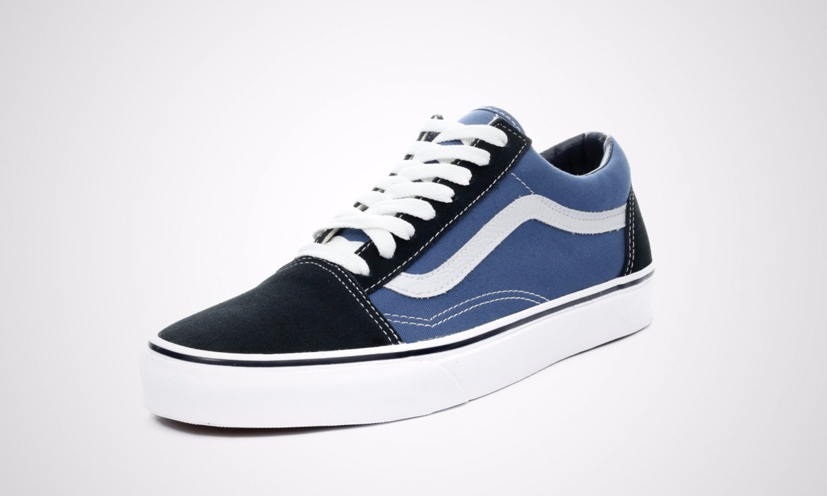 vans old skool negras 37