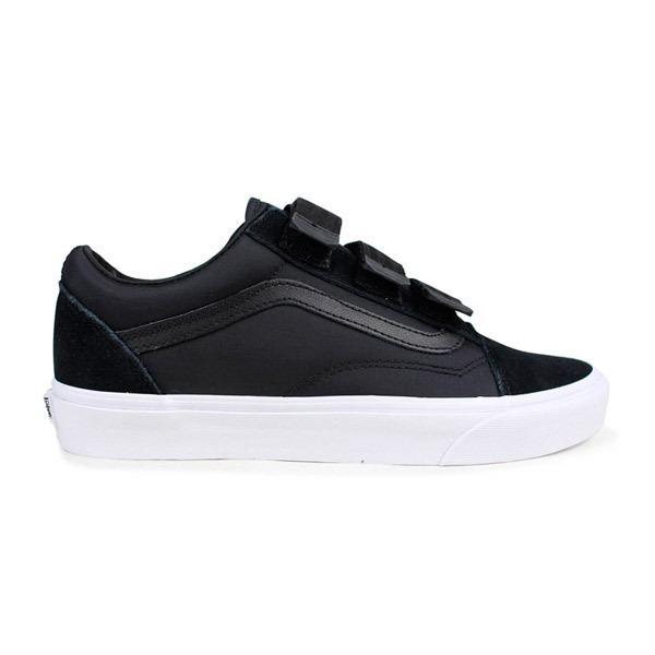 Zapatillas Vans Old Skool V (surplus Nylon) Black-418340107 ... 81804a69755