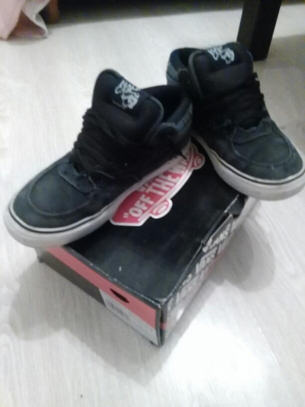 zapatillas vans hombre usadas