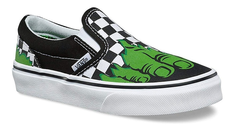 zapatillas vans marvel niños