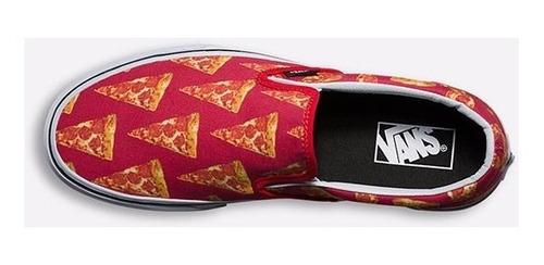 zapatillas vans  pizza !!! originales e importadas !!!