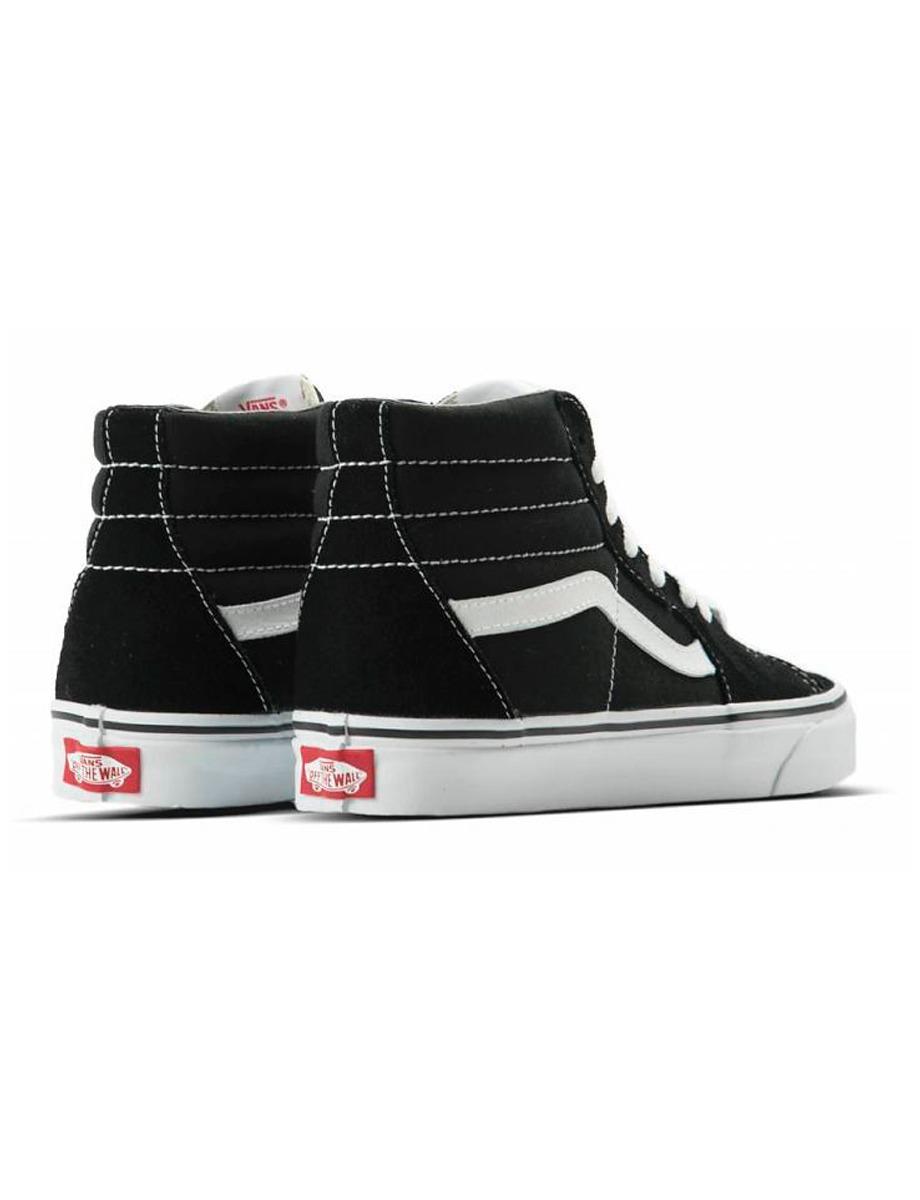 zapatillas vans sk8 hi black black white (vn000d5ib vs081123. Cargando zoom. 515e6e48ff3