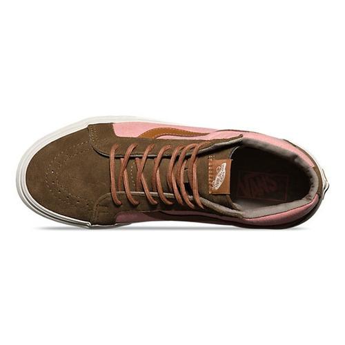 zapatillas vans sk8 hi botines nuevas y originales