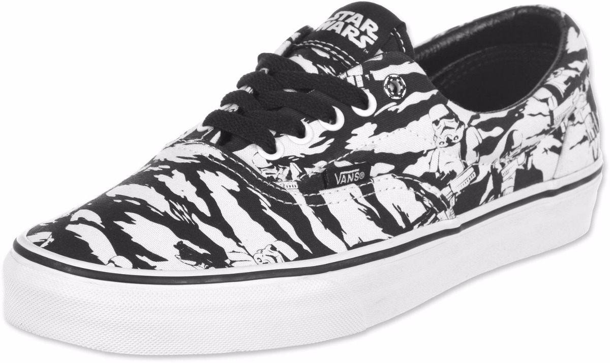 zapatillas vans star wars