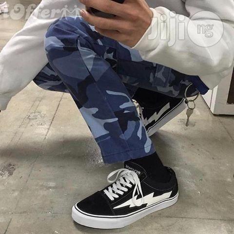 zapatillas vans rayo