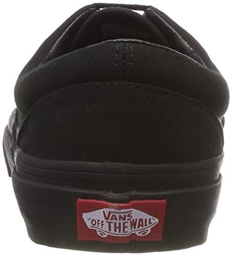 b09a244814 Zapatillas Vans Vans Era Skate Shoes 7.5 (negro) -   2
