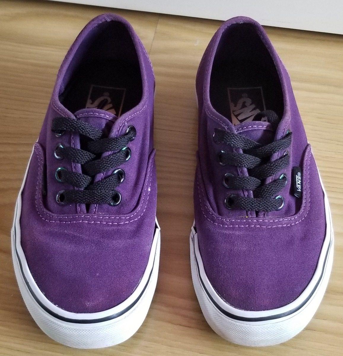 vans violetas