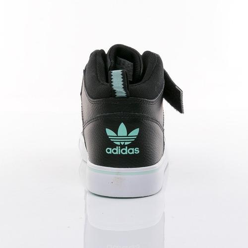 zapatillas varial ii mid core black adidas sport 78