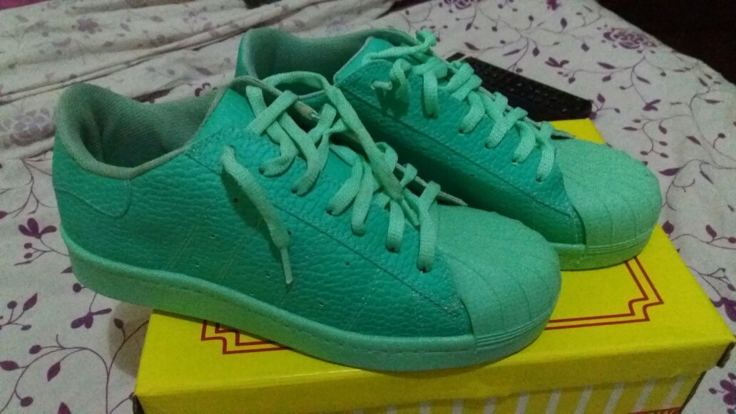 00302abb6336b zapatillas verdes. Cargando zoom.
