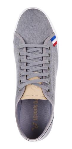 zapatillas verdon gris unisex le coq sportif original