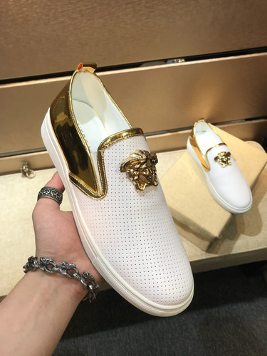 zapatillas versace white 38 -44 exclusive line 2018
