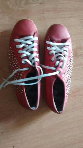 zapatillas viamo con tachas