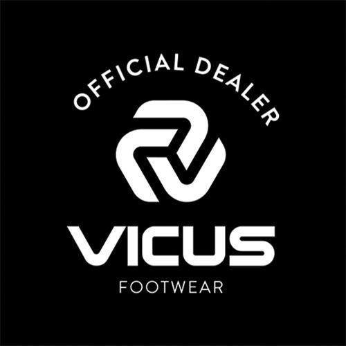 zapatillas vicus folk lona negro gastado