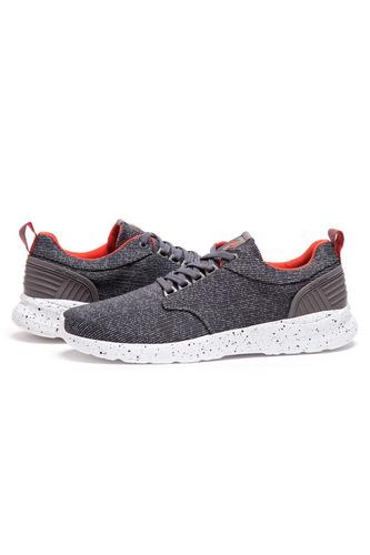 zapatillas volcom hombre quinn lite deep grey